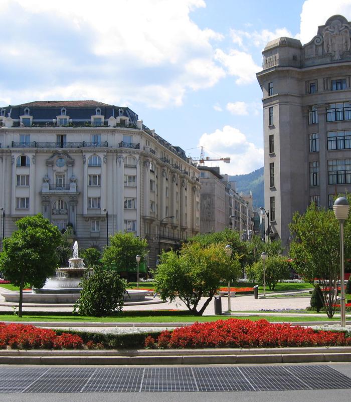Plaza de Moyua